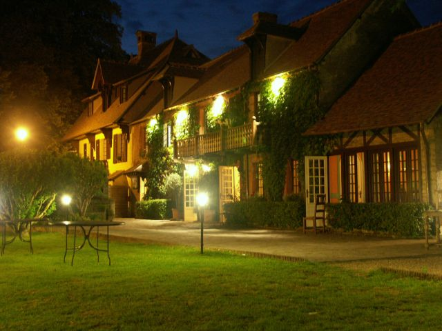 "Le moulin de Fourges ""by night"""